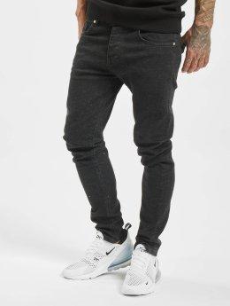 2Y Skinny Jeans Jarl schwarz