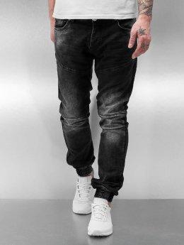 2Y Skinny Jeans Teitur schwarz