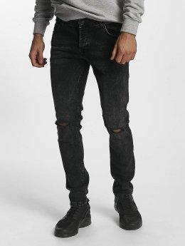 2Y Skinny jeans Harry zwart