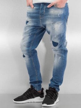 2Y Slim Fit -farkut Namur sininen