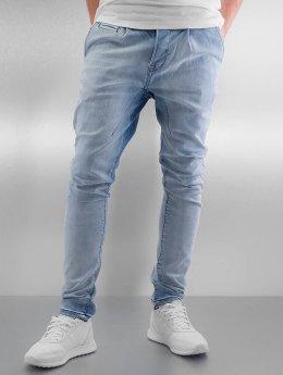 2Y Slim Fit Jeans Seam blau