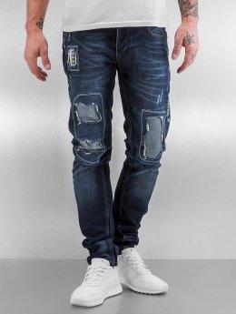 2Y Slim Fit Jeans Clark blau