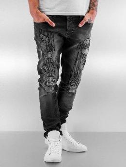 2Y Slim Fit Jeans Finley grau