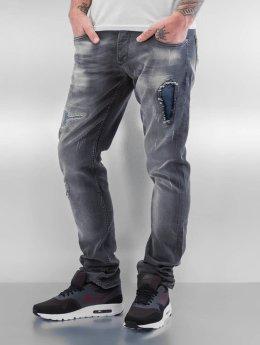 2Y Slim Fit Jeans Zadar grau