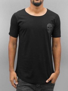 2Y T-skjorter Face svart