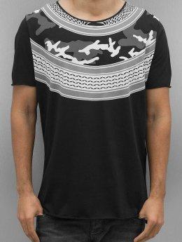 2Y T-skjorter Pali svart