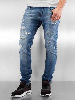 2Y Tynne bukser 2 Bad blå
