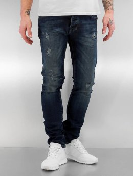 2Y Tynne bukser Glasgow blå