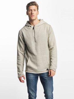 98-86 Hoodies con zip Half beige