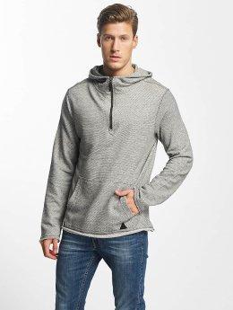 98-86 Hoodies con zip Half grigio