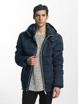 98-86 Puffer Jacket Quilted blau