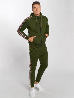 Aarhon Спортивные костюмы Coloured Stripes хаки