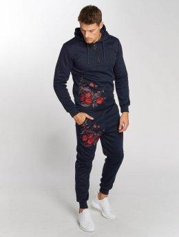 Aarhon Anzug Roses blau