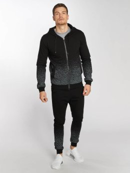 Aarhon Anzug Splash schwarz