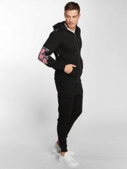 Aarhon Anzug Boxing schwarz