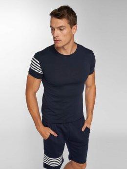 Aarhon Collegepuvut Stripes sininen