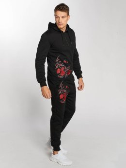 Aarhon Joggingsæt Roses sort