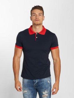 Aarhon Poloshirt Basic blau