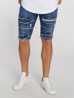 Aarhon shorts Cailan blauw