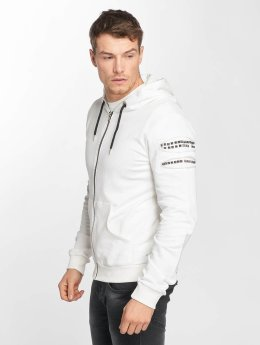 Aarhon Rivet Cardigan White
