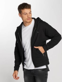 Aarhon Nizza Zip-Hoody Black