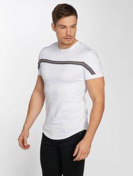 Aarhon T-Shirt Streak blanc