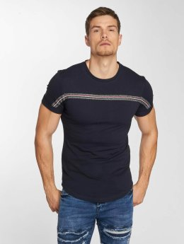 Aarhon Streak T-Shirt Blue