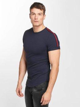 Aarhon T-Shirt Jannis bleu