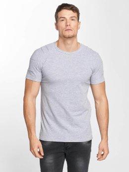 Aarhon T-shirt Destroyed grigio