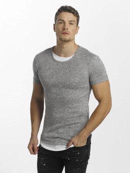 Aarhon t-shirt Bresca grijs