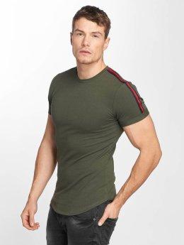 Aarhon T-Shirt Jannis khaki