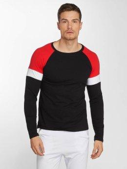 Aarhon T-Shirt manches longues Lyon noir