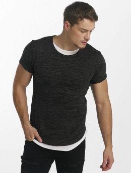 Aarhon T-Shirt Bresca schwarz