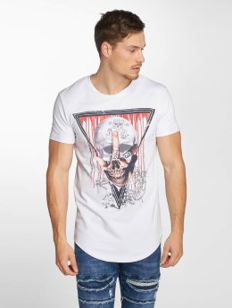 Aarhon T-Shirt Ruff weiß