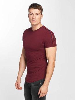 Aarhon T-Shirty Jannis czerwony