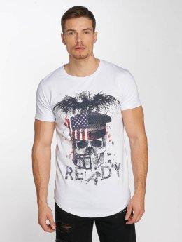 Aarhon T-skjorter Ready hvit