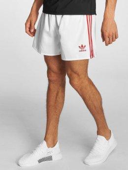adidas originals Šortky Russian bílý
