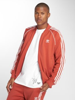 adidas originals Демисезонная куртка Sst Tt оранжевый