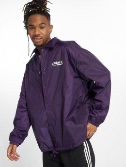 adidas originals Демисезонная куртка Kaval пурпурный