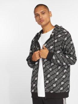 adidas originals Демисезонная куртка Monogram Fz Transition черный