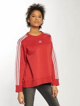 Adidas Crew Sweater Raw Red