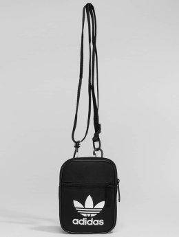adidas originals Сумка Festival Trefoi черный