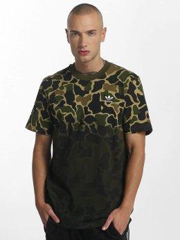 Adidas Camo T-Shirt Multicolour