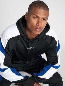 adidas originals Bluzy z kapturem Eqt Blk czarny