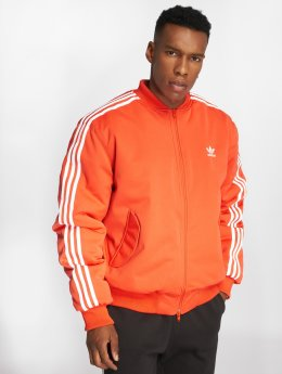 adidas originals Bomber Ma1 Padded orange