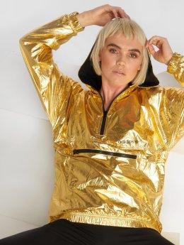 Adidas Golden Windbreaker Golden Metallic