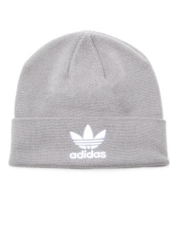 adidas originals Fitted Cap Trefoil grau