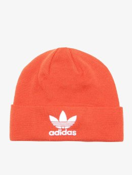 adidas Originals Fitted Cap Trefoil orange