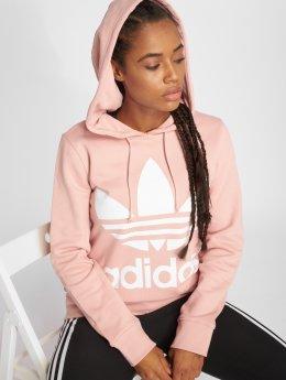 adidas originals Hoody Trefoil rosa