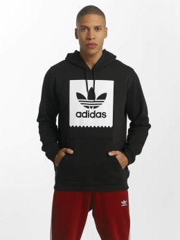 adidas originals Hoody Solid Blackbird schwarz